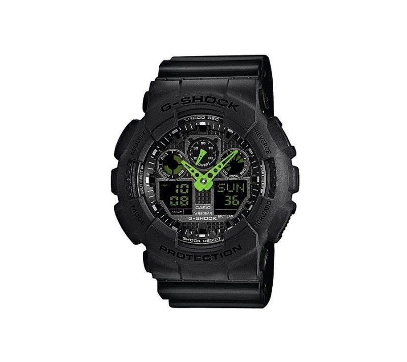 Наручные часы CASIO G-Shock GA-100C-1A3ER