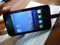 Смартфон Alcatel one touch 4009D