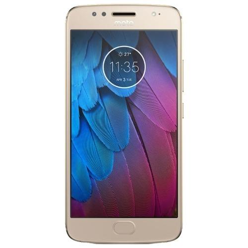 Мобильный телефон Motorola Moto G5s 3/32GB Gold