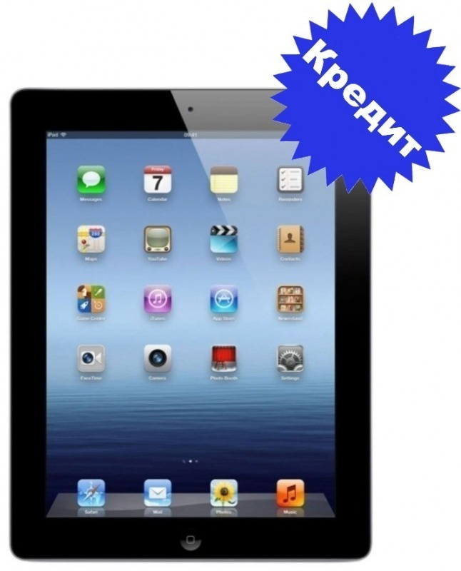 Планшет Apple iPad 3 32Gb Wi-Fi + Cellular