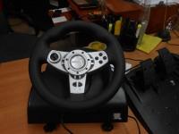 Руль с педалями Gametrix
