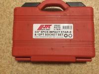 Набор головок JTC J606E в кейсе
