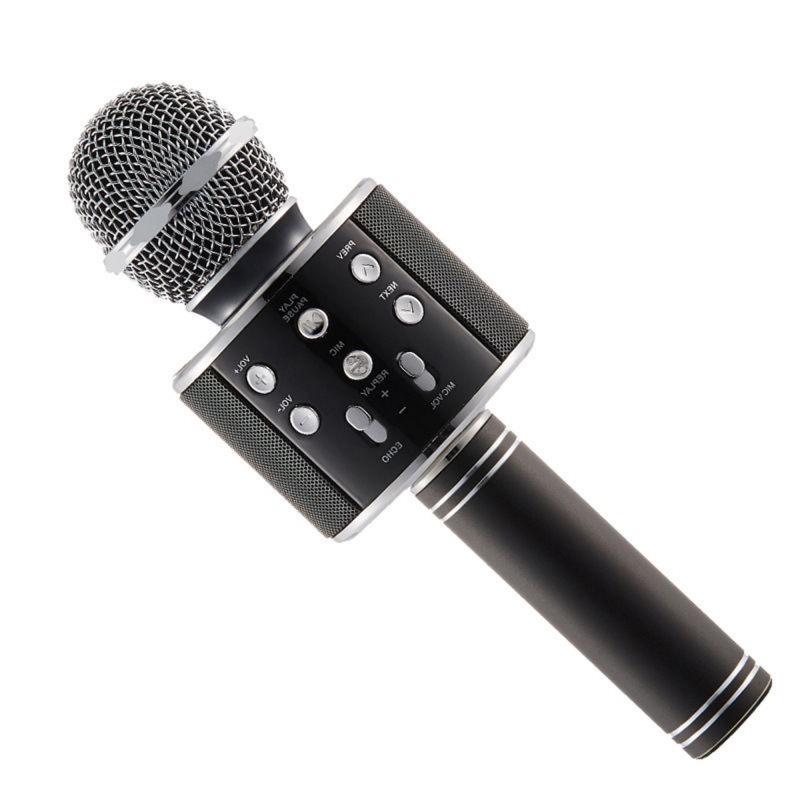 Колонка - микрофон WS-858