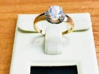 Кольцо Золото 585 (14K) вес 2.13 г