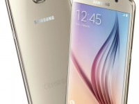 Samsung G920FD Galaxy S6 Duos 64Gb (Gold Platinum)