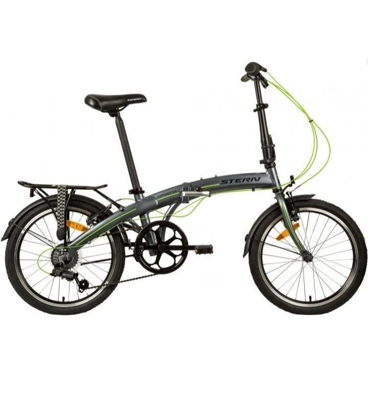 Велосипед складной Stern Compact 2.0 20