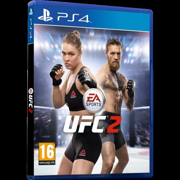 Игровой диск для PS4 UFC 2