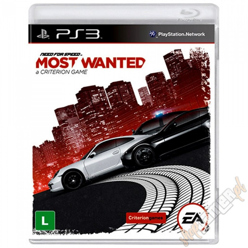 Диск для PS3 Need for Speed: Most Wanted