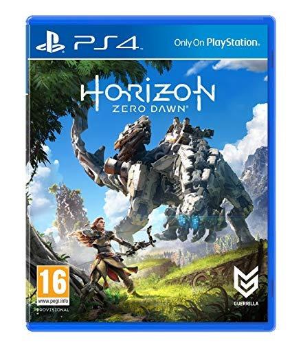Диск PS4 Horizon Zero Dawn