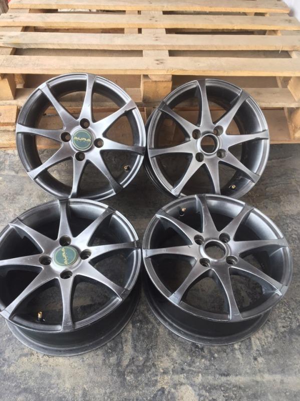 4 Диска Aura Wheels R14