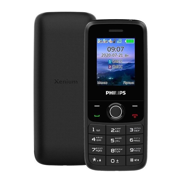 Телефон Philips Xenium E117