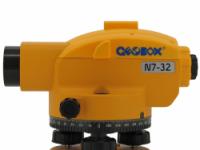 Нивелир geobox N7-32(штатив,рейка)