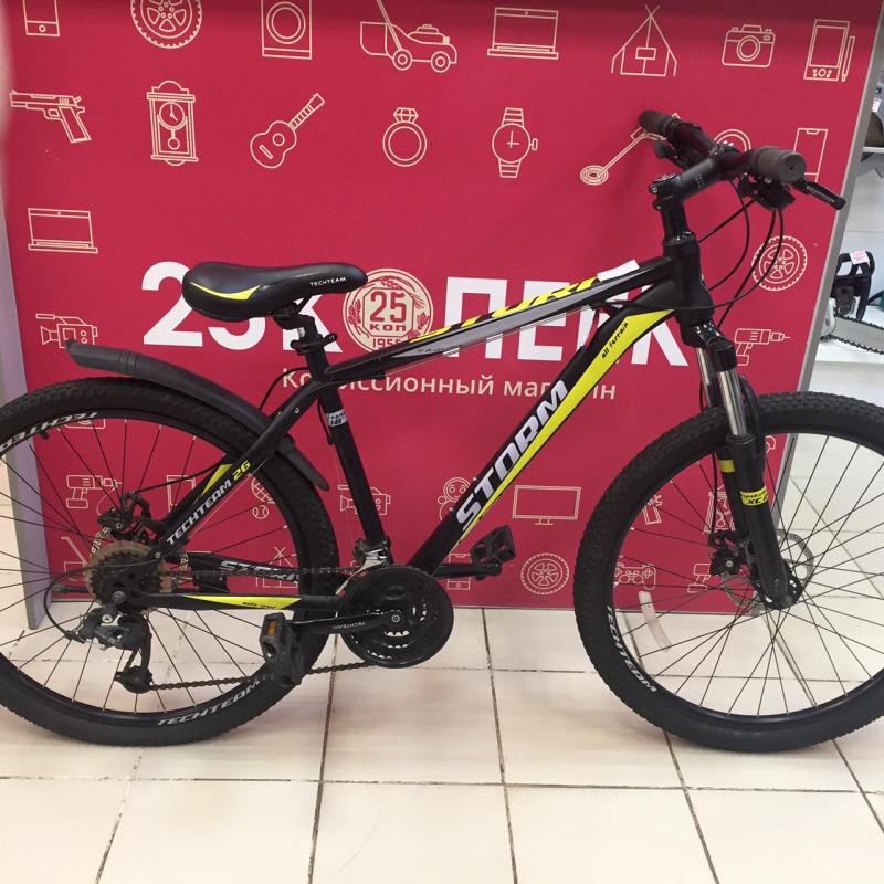 Велосипед горный TECH TEAM STORM 26 disc