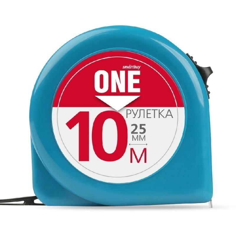 Рулетка измерительная Smartbuy Tools 10м х 25мм (SBT-MTP-1025P1)