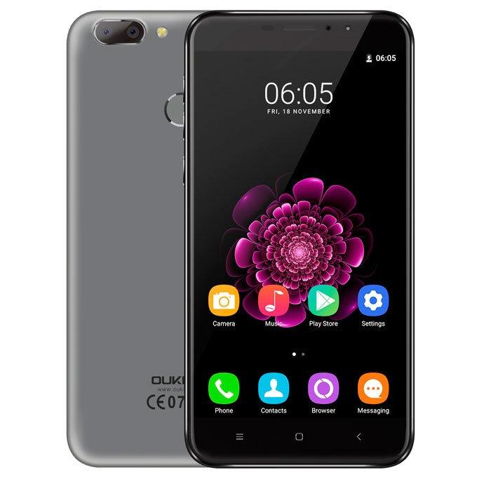 Смартфон OUKITEL U20 Plus