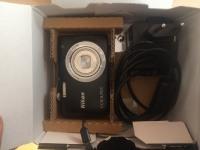 Nikon Colpix s2800 Black