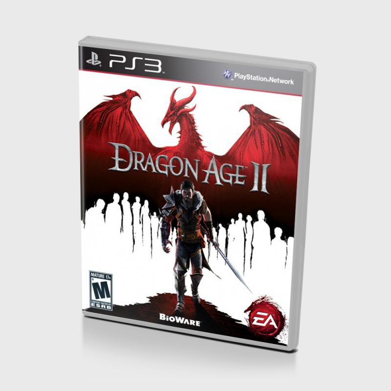 Игра для PlayStation 3 Dragon Age 2 (II)