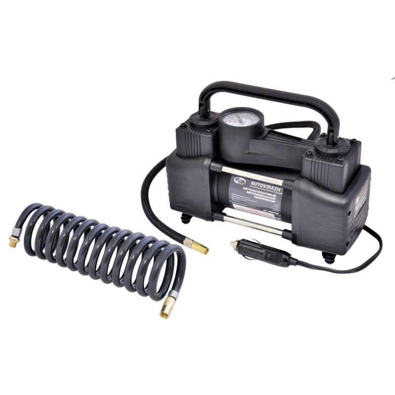 Автомобильный компрессор AUTOVIRAZH AV-010750