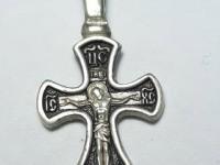 Крест  Серебро 925 вес 2.30 г