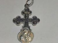 Крест  Серебро 925 вес 3.78 г