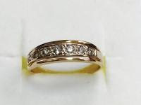 Кольцо Золото 585 (14K) вес 2.64 г