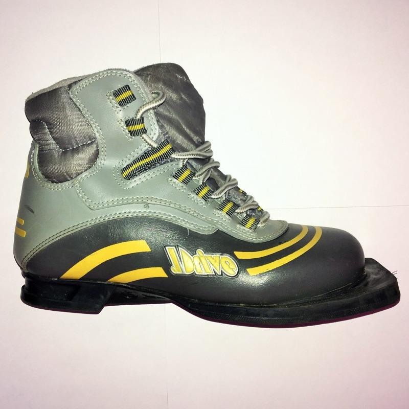 Лыжные ботинки Drive 34р
