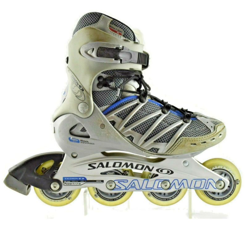 Роликовые коньки Salomon DR110 Inline Skates Power Arch