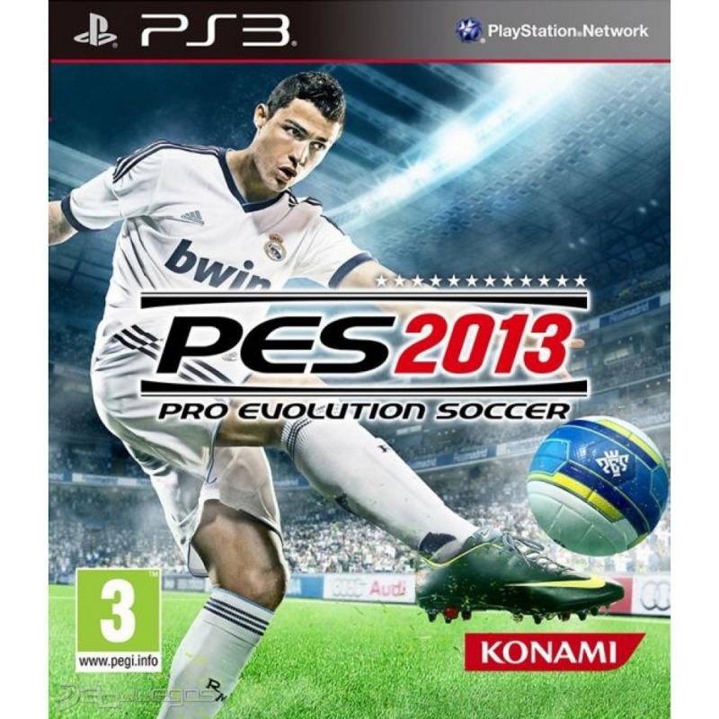 Диск на PS3 PES 2013