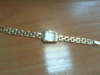 Часы с браслетом Золото 585 (14K) вес 29.25 г