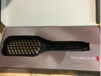 Расческа-выпрямитель Remington CB7400, б/у, п/ц, ком-т
