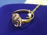 Кольцо  Золото 585 (14K) вес 2.39 г