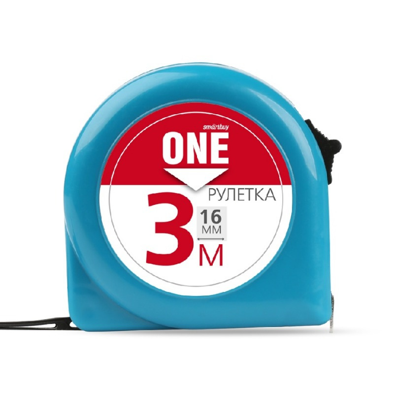 Рулетка измерительная Smartbuy Tools 3мх16мм (SBT-MTP-316P1)