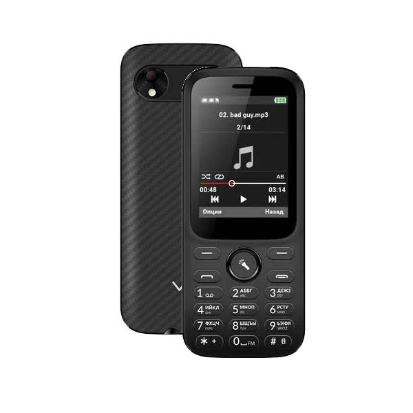 Телефон VERTEX D555