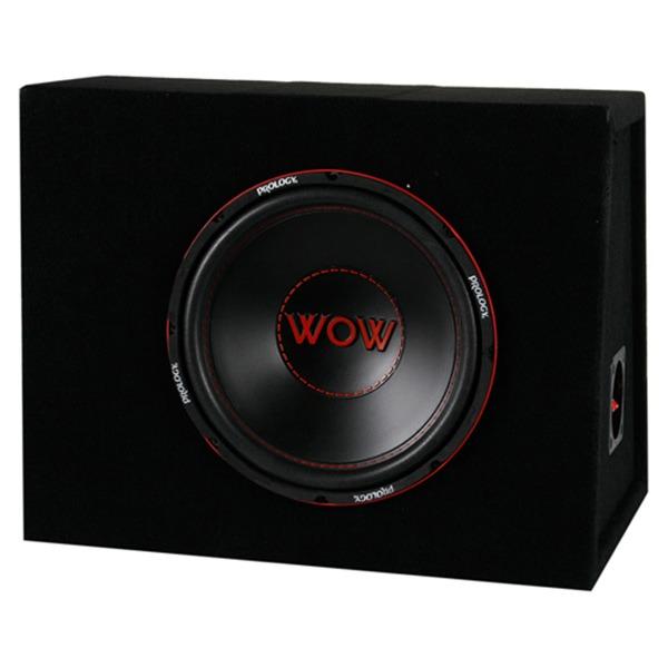 Автомобильный сабвуфер Prology WOW Box 10