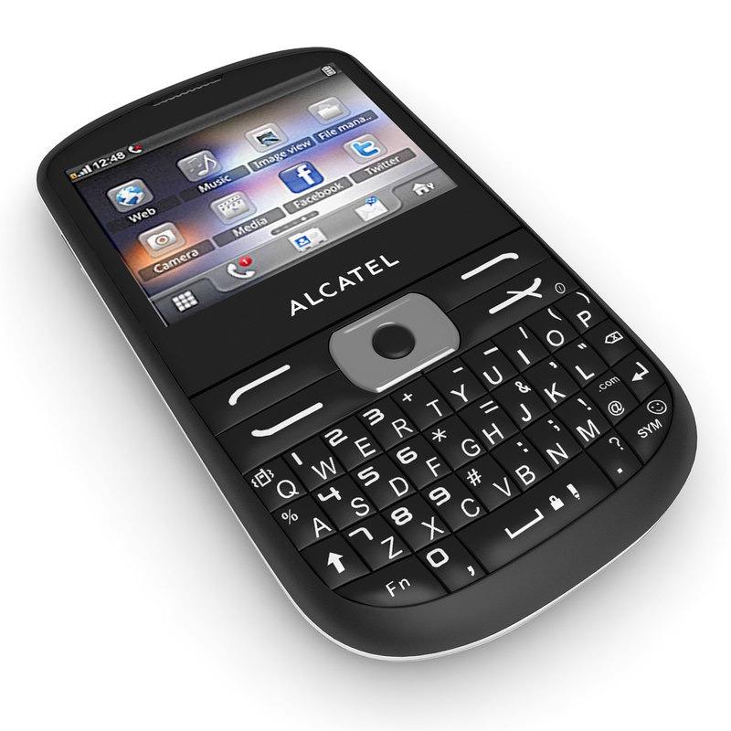 Телефон Alcatel OT-813D