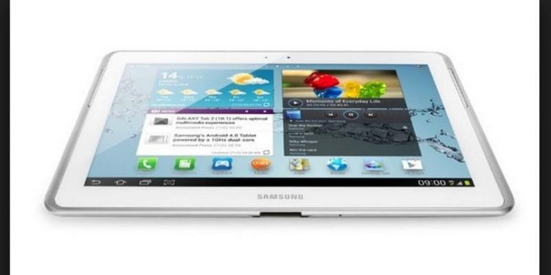 Планшет Samsung Galaxy Tab 2 T5100