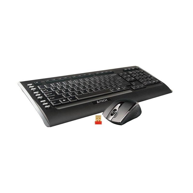 Мышь и клавиатура 4Tech GR-152
