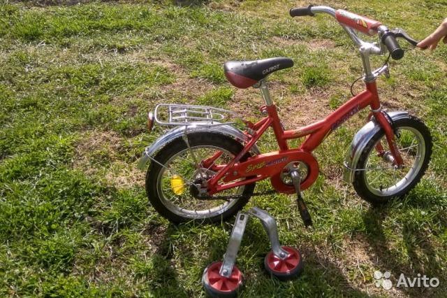 Велосипед Салют Mariel