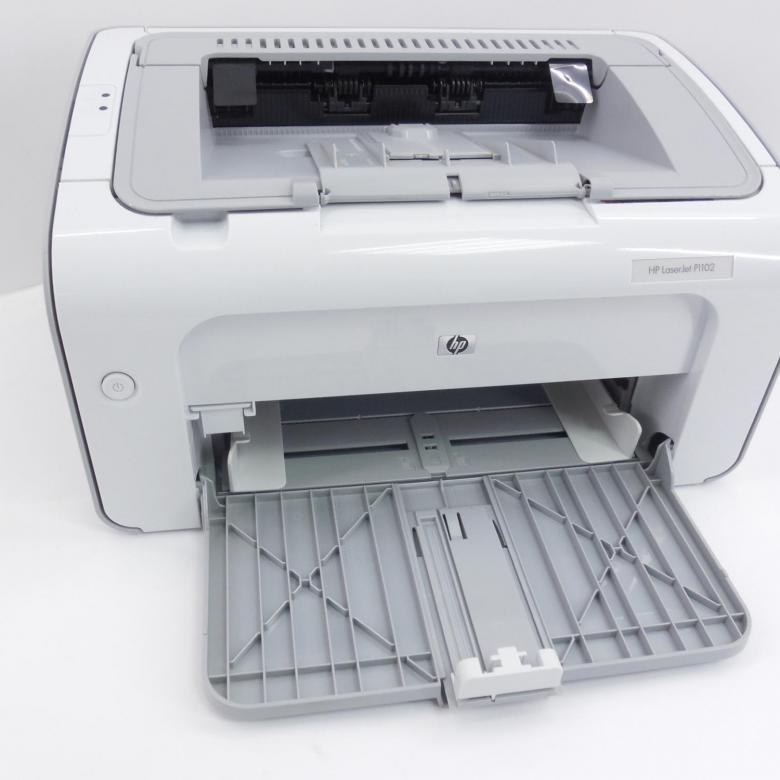 Принтер HP LaserJet Pro P1102
