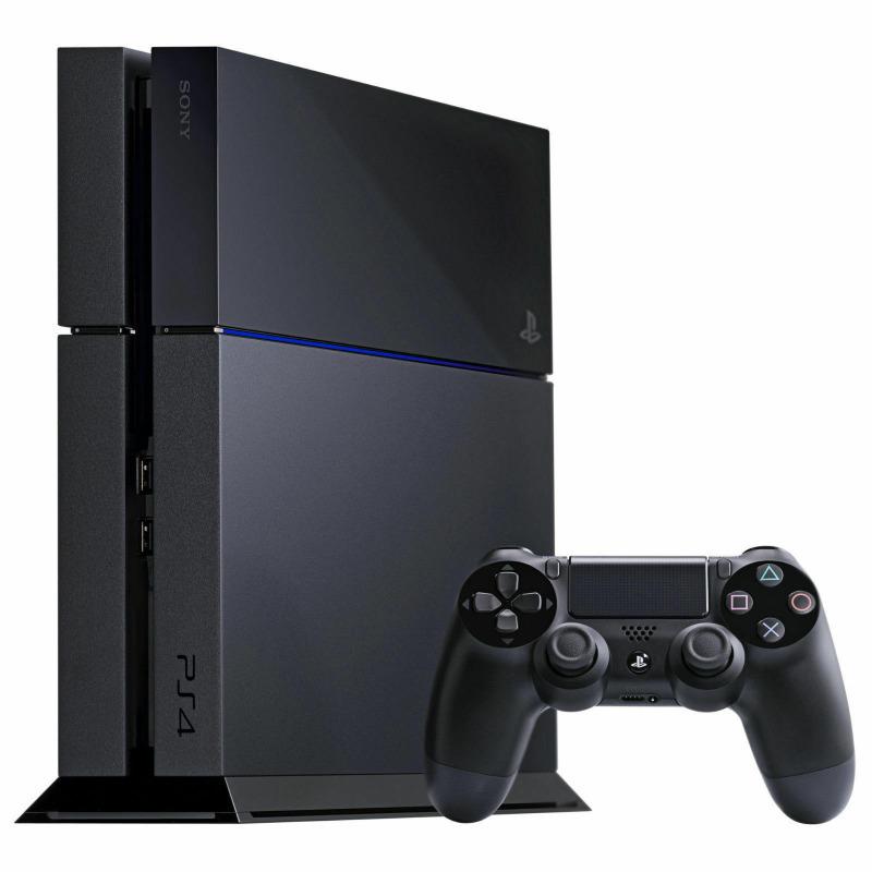 Игровая приставка Sony PlayStation 4 500 ГБ