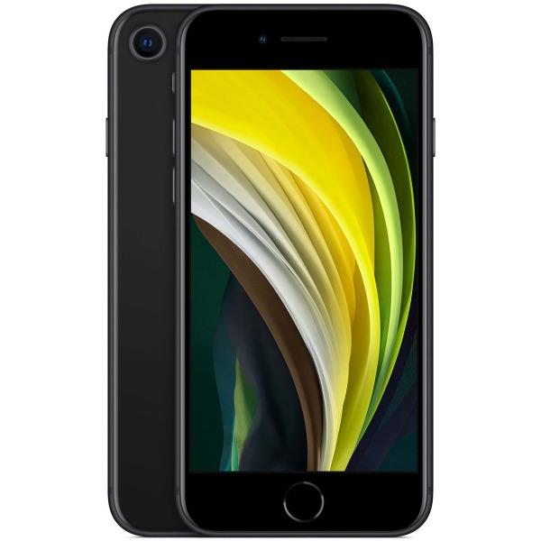 Мобильный телефон Apple iPhone SE 2020 64GB Black (Новый)