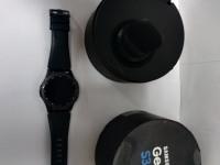 Часы Samsung Gear S3 Frontier,б/у,п\ц,коробка,з/у.
