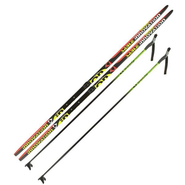 Комплект лыжный NNN Sable LS Light Sport 180см