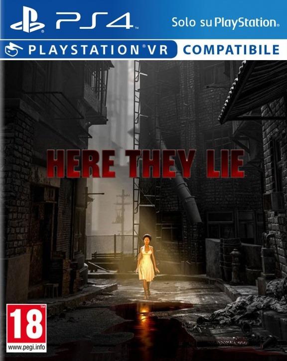Диск PS4 Что Скрывает Тьма