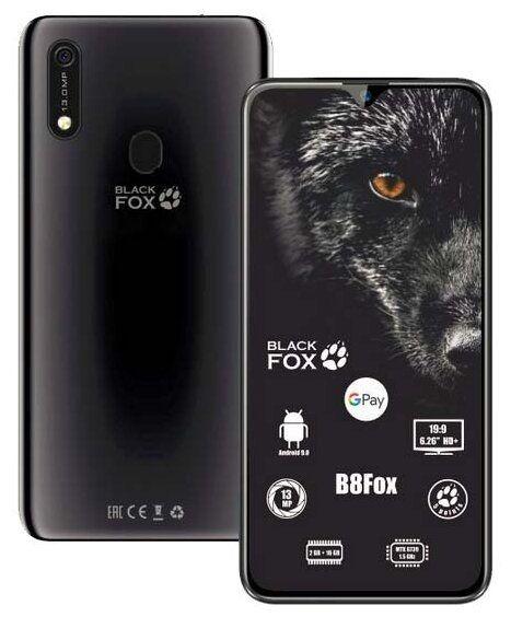 Смартфон Black Fox B8 Fox 16 ГБ (BMM441S)