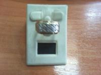 Кольцо с бриллиантами Золото 585 (14K) вес 6.02 г