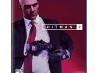 Диск PS4 Hitman 2