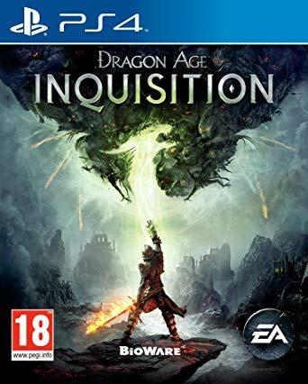 Диск PS4 Dragon Age: Инквизиция