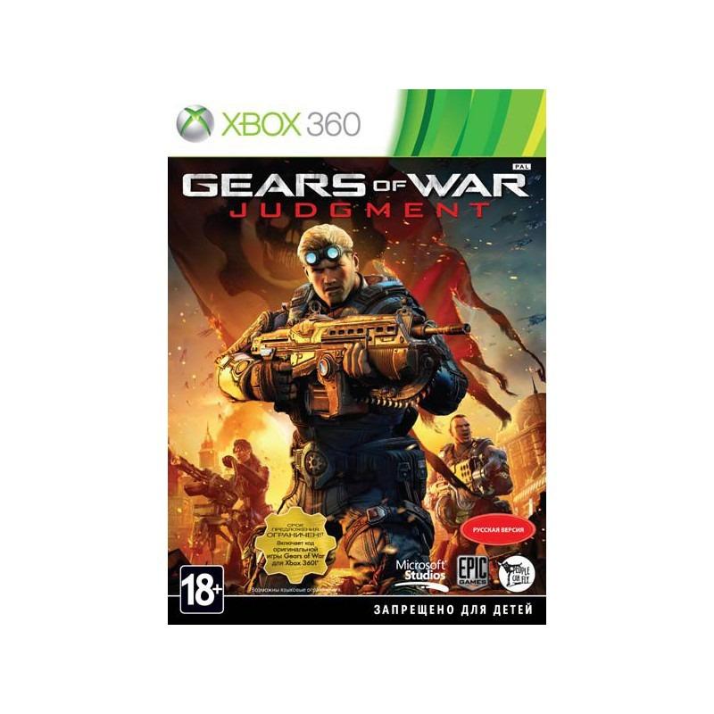 Диск Xbox 360 Gears of War