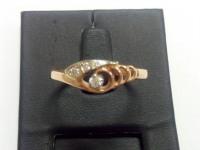 Кольцо Золото 585 (14K) вес 2.05 г